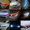 Car LED 24V Ultra-thin Lossless Universal Modified Light Strap - WHITE