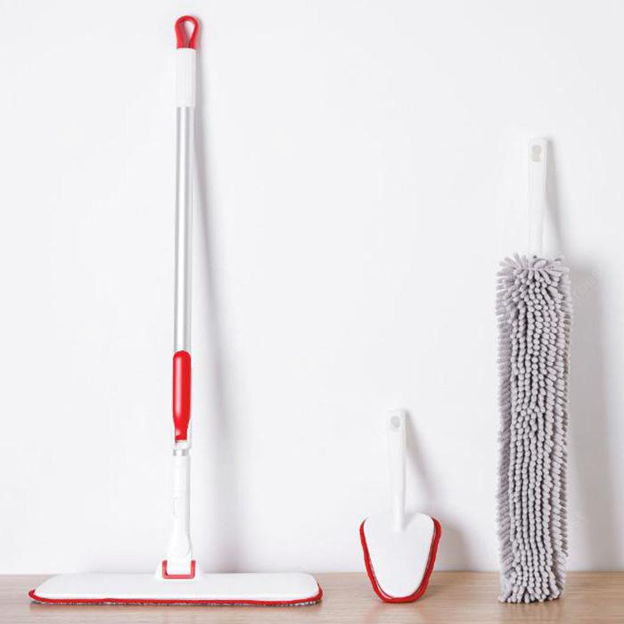 Household Practical Cleaning Kit from Xiaom Youpin - WHITE
