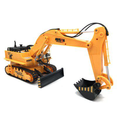 HUI NA TOYS 1310 1 : 16 Eleven Channel Remote Control Excavator
