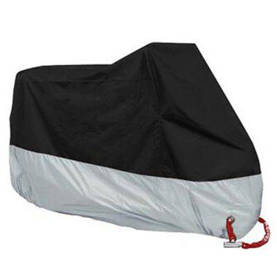 Dust Proof Rainproof Cover for Motorcycle 190T Three Colors