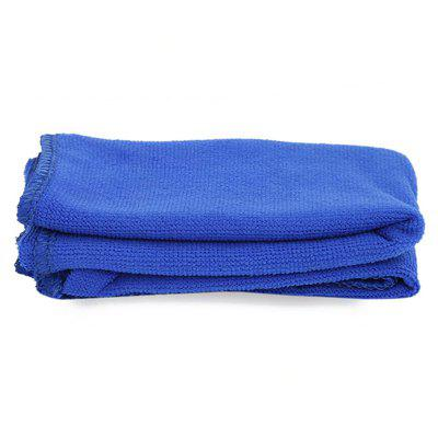 ZIQIAO 30 x 70cm Microfiber Wash Cloth Cleaning Towel