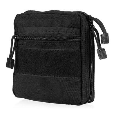 Outdoor Multi-tool Kit Accessory Storage Bag Package Tactical Backpack Hanging Sub-package