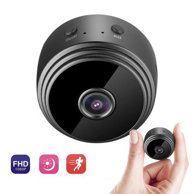 A9 WiFi 1080P Full HD Nachtsicht Wireless IP Kamera