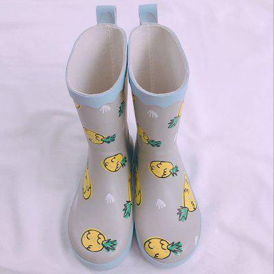 NS - 07 Children's Rubber Rain Boots