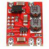 DC - DC 2.5V - 15V to 3.3V Fixed Output Automatic Step Up and Down Power Supply Module - RED