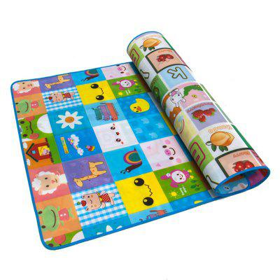 Outdoor Picnic Game Blanket Children PVC Double-sided Foam Mat
