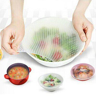 Silicone Wrap Reusable Sealing Fresh Cover