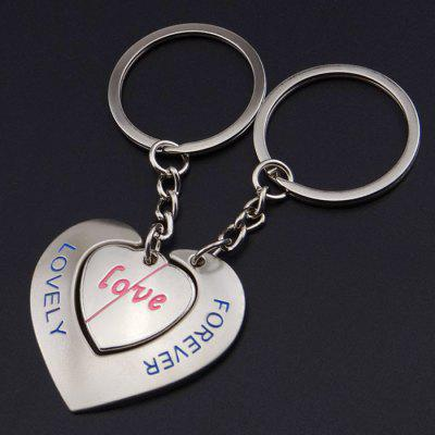 Wedding Advertising Chinese Valentine's Day Gift Keychain