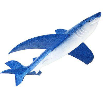 EPP Airplane Hand Launch Throwing Glider Toy Model