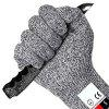 Gocomma Protective Cut-proof Gloves HPPE Material - LIGHT GRAY