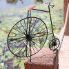 Ins Children's Room Decoration Bicycle Wrought Iron Model - BLACK