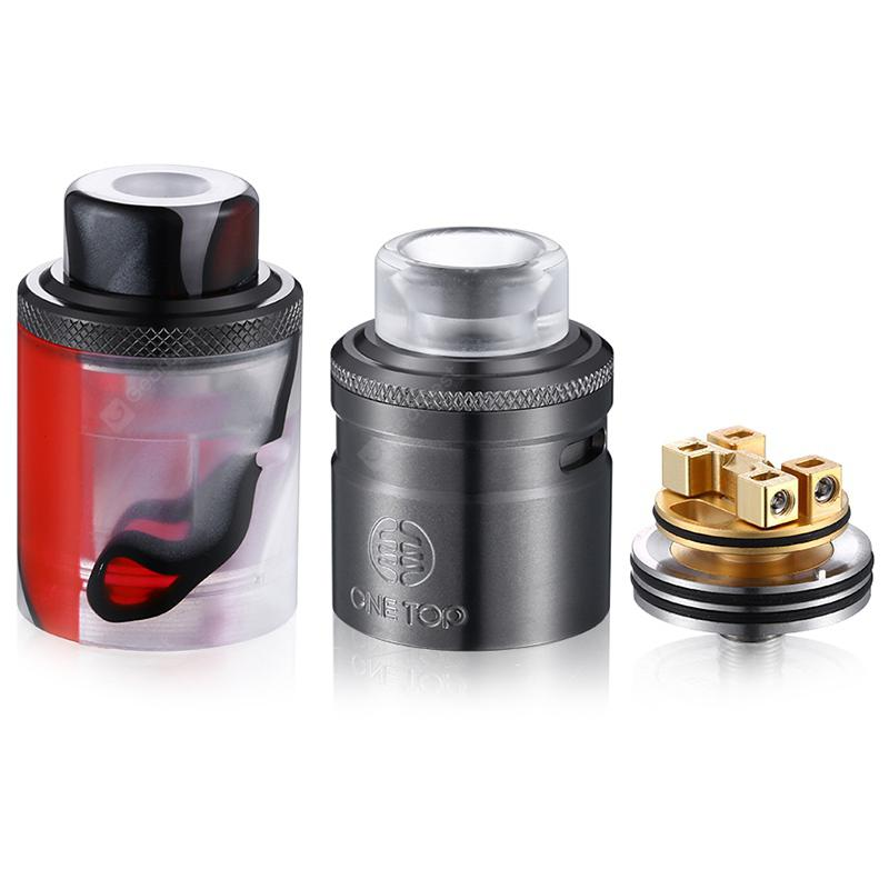 Onetop Gemini RDTA 26.5mm Electronic Cigarette Atomizers