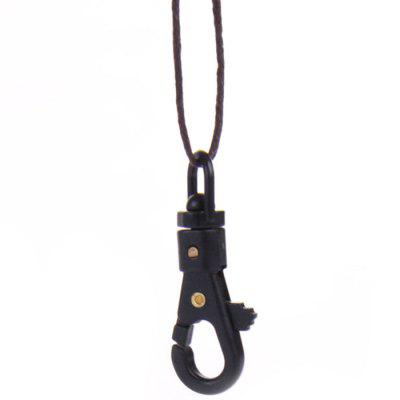 Tactical Outdoor Equipment Rotating Mini Hook Buckle