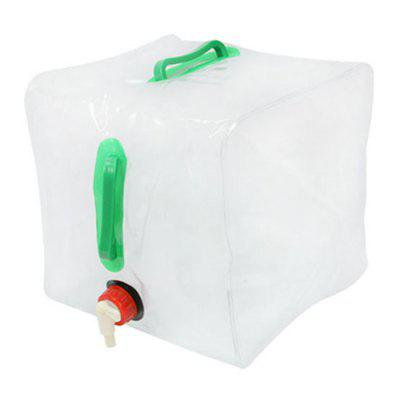 Outdoor Portable 20L Folding Water Bag