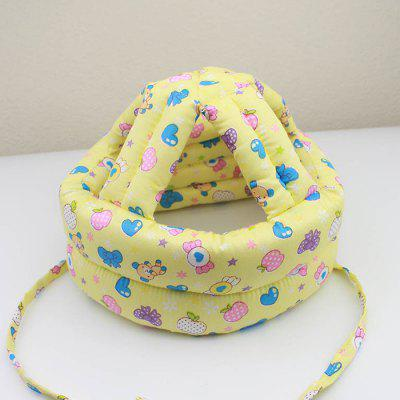Safety Protection Toddler Headgear Bumper Cap Faux Helmet Baby Hat