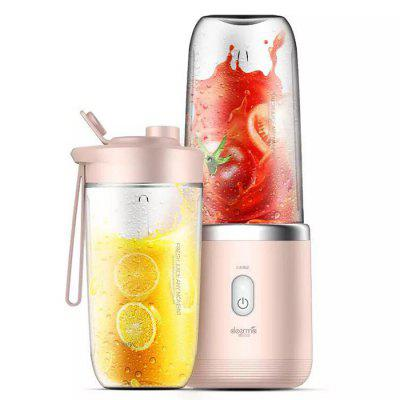 Deerma DEM - NUO5 Portable Electric Juicer Mini Household Fried Fruit Juice Machine Pregnant Women Baby Supplement Food Device