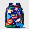 TOCHANG T120 Anti-lost Children's School Bag - BLUE
