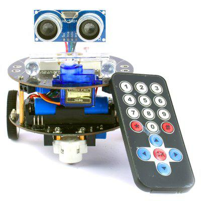 PXWG Creative Programmable Educational Remote Control Robot