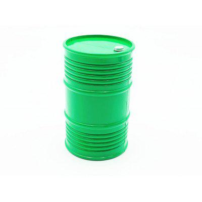 MK1034 1:10 Simulated Climbing Car Accessory Plastic Can for Axial / SCX10 / RC4WD / D90 Vehicle Toy