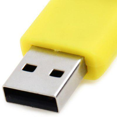 2-in-1 64 GB OTG USB 2.0-flashdrive