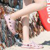 1819 Girls Hole Shoes Sandals - PINK