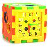 Shape Intelligence Box Children Cognition  Blocks Puzzle Assembled Toys - MULTI