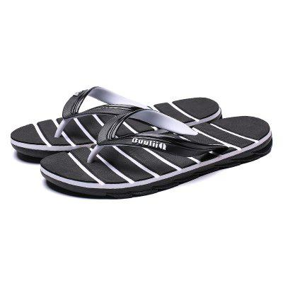 A73 Men's Large Size Beach Slippers