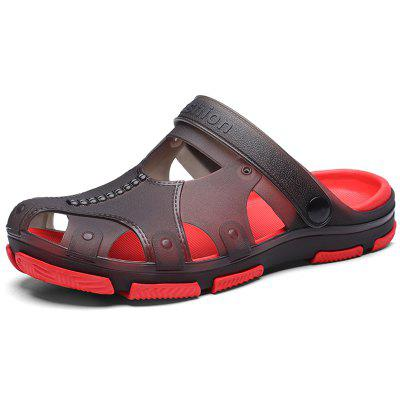 Men's Slippers Outdoor Large Size