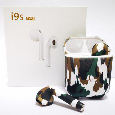 I9s Painted Bluetooth 5.0 Headset TWS Earphone