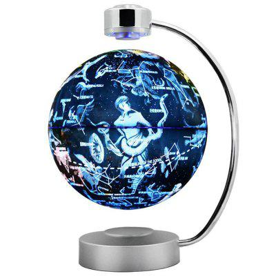 Map Constellation Two-in-one Magnetic Levitation Globe Toy