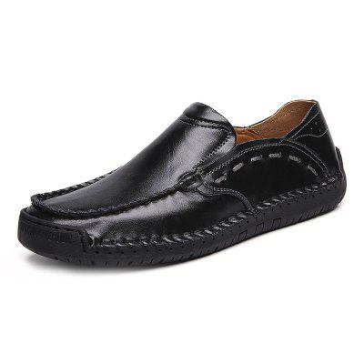 Men Loafers Casual Fashionable Leather Shoes