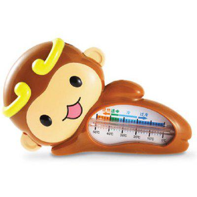 YOYO MONKEY MS415 2 in 1 Cartoon Indoor Water Temperature Meter