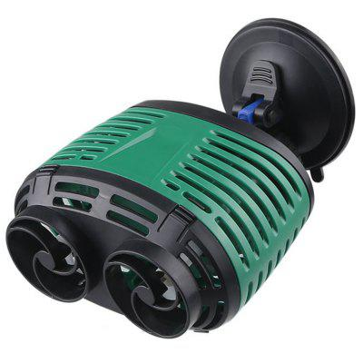 Aquarium Wave Pump Mute Mini Fish Tank Surf Wave Device  for Circulating Water