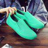 688 Men's Low-top Canvas Shoes Sneakers - GREEN