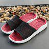 Men's Casual Non-slip Breathable Slippers - BLACK