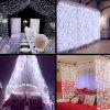 LED Light String Curtain - TRANSPARENT