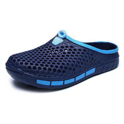 Men's Fashionable Comfortable Hole Shoes Slippers