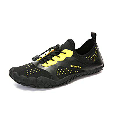Men's Large Size Upstream Swimming Climbing Five-finger Yoga Shoes