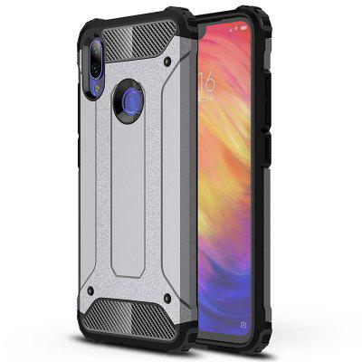 ASLING Full Cover Drop Resistance Protective Phone Case for Xiaomi Redmi Note 7