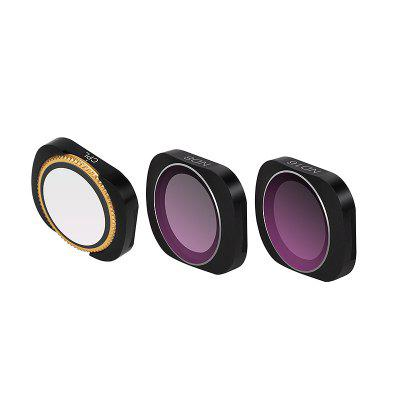 Sunnylife PTZ Camera Filter for DJI OSMO Pocket 3PCS