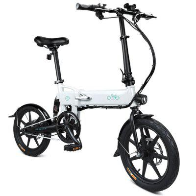 FIIDO D2 Folding Moped Electric Bike E-bike