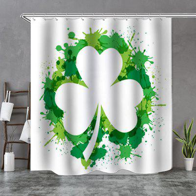 Clover Fine Shower Curtain