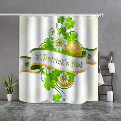 Fine Flowers Shower Curtain