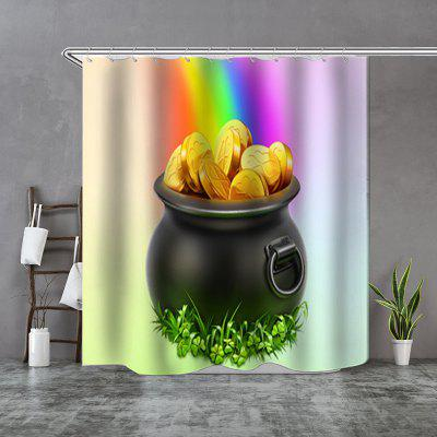 Fine Blessing Shower Curtain