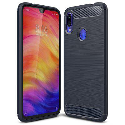 ASLING Durable TPU Soft Case para Xiaomi Redmi Note 7
