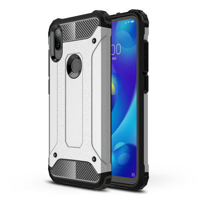 ASLING TPU + PC Bumper Mobile Phone Protective Case for Xiaomi Mi Play