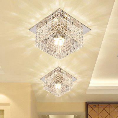 LED Crystal Ceiling Spotlight