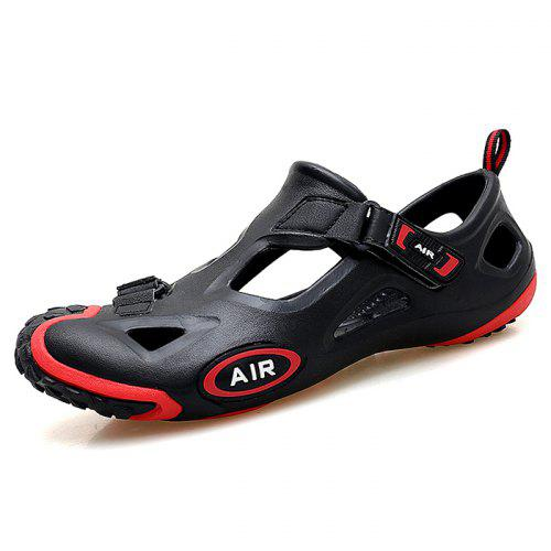 Men Stylish Youth Casual Breathable Beach Hole Sandals