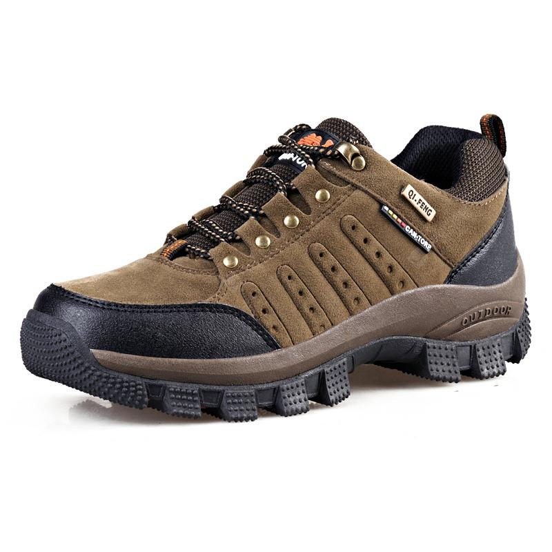 Men's Fashionable Durable Outdoor Hiking Shoes