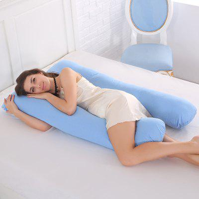 Multifunctional U-shaped Maternity Waist Side Sleeping Pillow